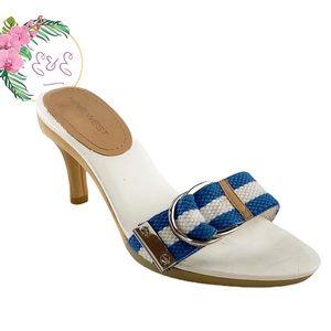 NINE WEST NWDOUGAN Heeled Sandals Size 5.5
